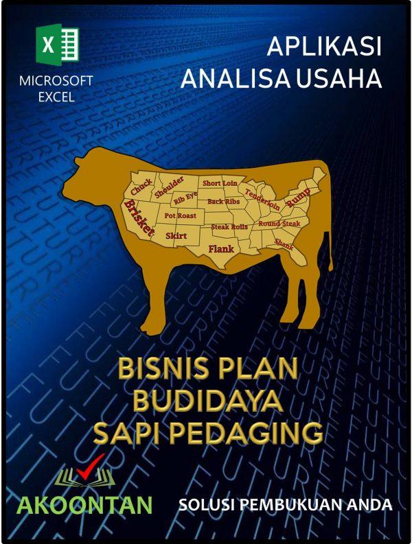 Aplikasi Analisa Usaha Bisnis Plan Sapi Pedaging