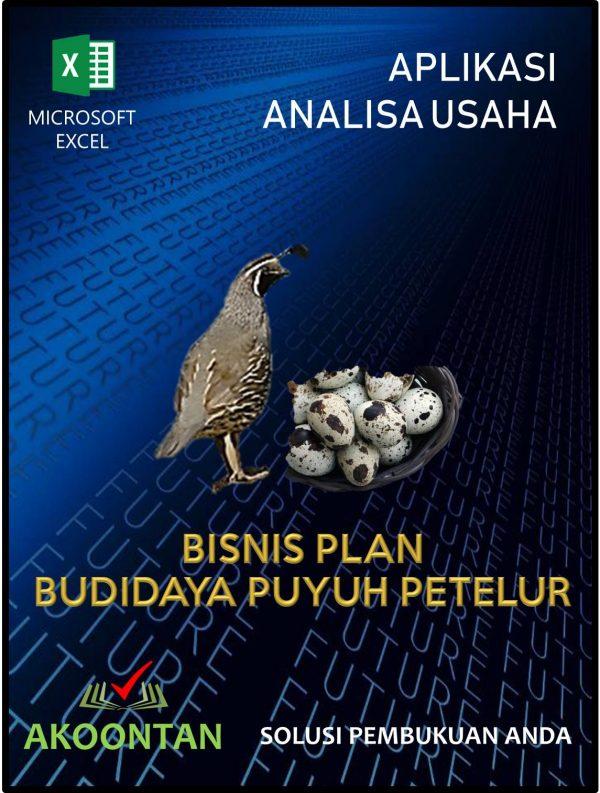 Aplikasi Analisa Usaha Puyuh Petelur