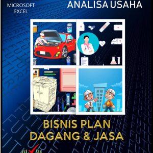 Aplikasi Analisa Usaha Bisnis Plan Dagang dan Jasa