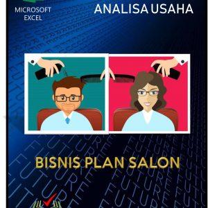 Aplikasi Analisa Usaha Bisnis Plan Salon