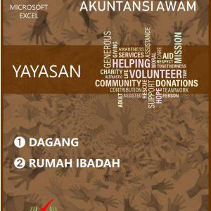 Aplikasi Yayasan Dagang - Rumah Ibadah