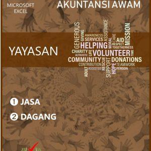 Aplikasi Yayasan Jasa - Dagang