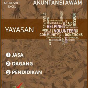 Aplikasi Yayasan Jasa - Dagang - Pendidikan