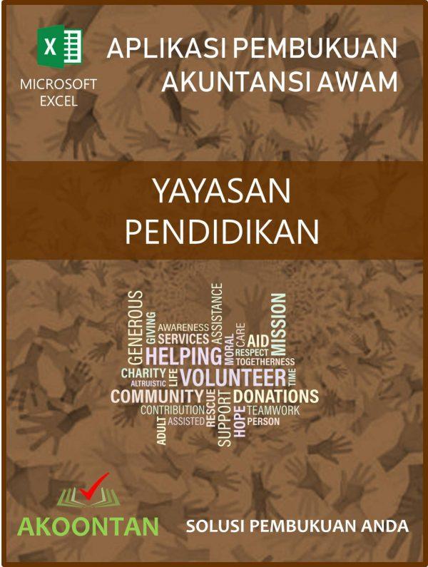 Aplikasi Yayasan Pendidikan