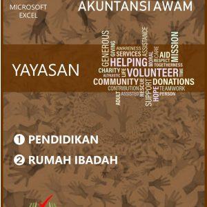 Aplikasi Yayasan Pendidikan - Rumah Ibadah