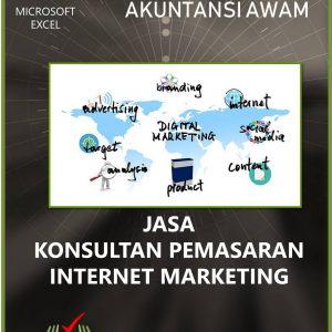 Excel Akuntansi Jasa Konsultan Pemasaran