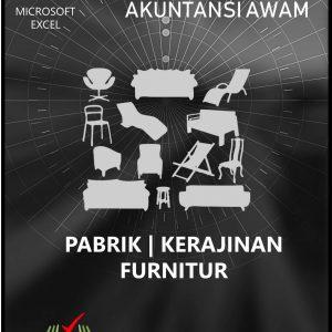 Excel Akuntansi Pabrik Furniture