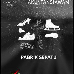 Excel Akuntansi Pabrik Sepatu