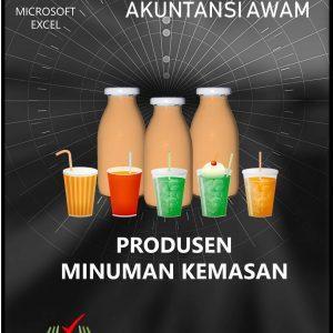 Excel Akuntansi Produsen Minuman Kemasan