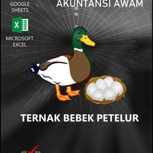 Akuntansi Ternak Bebek Petelur - Google Spreadsheet